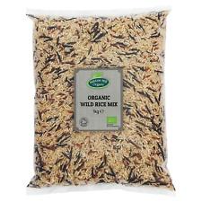 Organic Wild Rice Mix Certified Organic