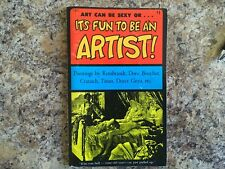 Art can be Sexy or It's Fun to be an Artist Paperback – 1966 by Marvin Miller