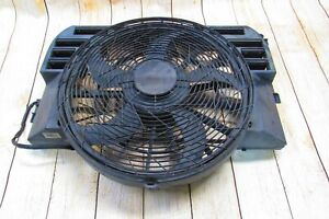 2003-05 Range Rover L322 HSE  Condenser Fans Air Conditioner AC A/C assembly use