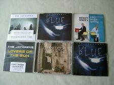 THE JAYHAWKS job lot of 6 CD/promo CDs Blue Mockingbird Time Lovers Of The Sun