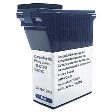 1 High Quality BLUE 797-0SB Pitney Bowes K700 K721 K722 Franking Machine Ink