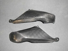 NEW GENUINE DUCATI MONSTER 696/1100 CARBON FIBRE AIR CONVEYOR KIT 96990909B
