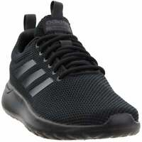 adidas Lite Racer Cln Mens  Sneakers Shoes Casual   - Black - Size 10.5 D
