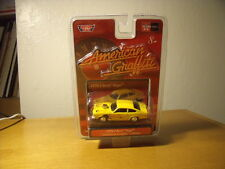 American Graffiti 1976 Chevy Vega toy car MOC Mint On Card 2006
