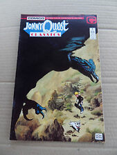 Jonny Quest Classics (TV) 1 of 3 . Comico 1987 . FN +