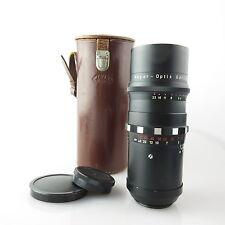M42 15 blades Meyer Optik primotar 3.5/135 lente/lens con Case