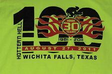 """Hotter than Hell Cycling – 30th Anniversary Race 2011"" T-Shirt (M)"