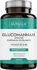 Glucomannano   Aiuta a dimagrire e soppressore dell'appetito 100% naturale co...