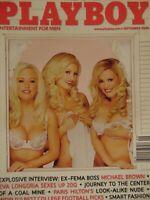 Playboy September 2006 | Girls Next Door Janine Habeck   #3615+