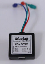 Nice Sony MuxLab CAV-CVB1 Active Component Video Balun