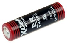 2x XCell Lithium 3,6V Batterie ER14505 AA - Zelle LS 14500