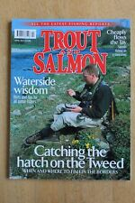 Trout and Salmon Magazine - April 2003