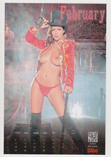 Postcard Pinup Risque Nude Stunning Girl Very Rare Photo Post Card 6062