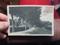 Timbre sur Carte Postale 75 cent Poste Vaticane 1929 posté en 1931
