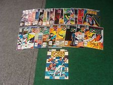 Speed Racer (1987-1990) 27 Issue Lot * NOW Comics *