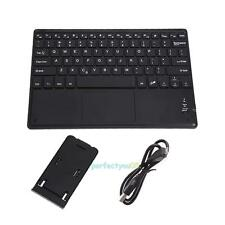 10inch Ultra-Slim Wireless Bluetooth V3.0 Keyboard+Built-in Multi-touch Touchpad