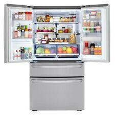 LG REFRIGERATOR 30 cu. ft. Smart wi-fi Enabled Refrigerator with Craft Ice™ Make