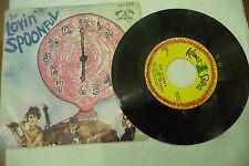 "THE LOVIN SPOONFUL""SIX O'CLOCK-disco 45 giri KAMA SUTRA Usa 1967"""