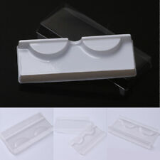 25pcs Tray Vacuum Makeup Organizer Packaging Box Empty Home Eyelash Storage Case