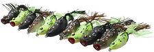 Savage gear 3D Pop Frog & 3D Walk Frog Top- Water Popper Bass Hecht