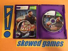 NBA Baller Beats - XBox 360 Microsoft COMPLETE