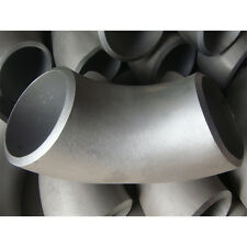 "4"" Stainless Steel 90º Elbow Short Radius Sch.40"