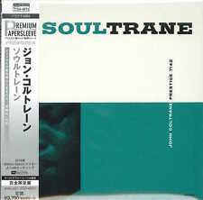 JOHN COLTRANE-SOULTRANE-JAPAN MINI LP PLATINUM SHM-CD Ltd/Ed I71