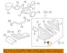 KIA OEM Sorento Air Cleaner Intake-Air Cleaner Assembly Mount Cushion 281603K200