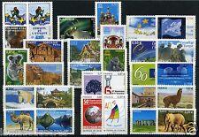JEU TIMBRES DE SERVICE COMPLET 2002/2012 N° 126/155 **