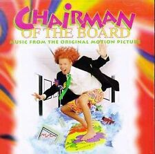 Chairman of the Board Original Soundtrack NEW SEALED CD