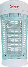 Zanzariera Elettrica Anti-Zanzare Insetti 12W Sirge lampade UV nuova antizanzara