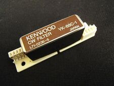 Kenwood YK-88C-1 CW filter - Excellent and Fully Functional with Guarantee