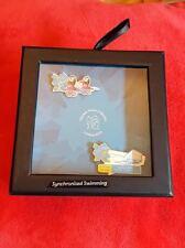 GIOCHI OLIMPICI DI LONDRA 2012 - 2 PIN BOX SET-sincronizzate NUOTO - £ 1,99