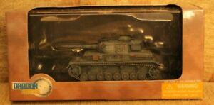 """Dragon Armor 1:72 Panzer IV Ausf G, Totenkopf """"332"""" Kharkov 1943 No. 60187 BNIB"""