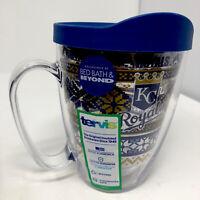 Tervis Tumbler Coffee Cup Mug Kansas City Royals Baseball New