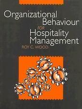 Organizational Behaviour for Hospitality Management-ExLibrary
