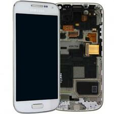 Original Samsung i9195i Galaxy s4 mini value pantalla LCD Pantalla táctil-blanco