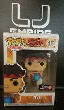 8 Bit Ryu - GameStop Mystery Box Funko Pop! Figure #15