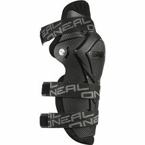 Carbon Fiber Look O'Neal Racing Pumpgun Knee Guards