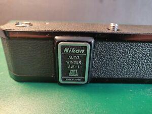 Nikon Auto Winder AW-1 For EL/EL2