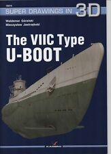 U-Boot VII C - Super Drawings in 3D - Kagero