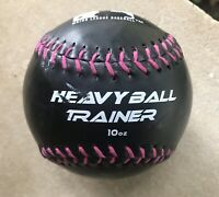 FRANKLIN 10 OUNCE HEAVYBALL TRAINER-WEIGHTED BALL FOR BUILDING ARM STRENGTH