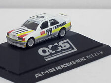 Mercedes-Benz 190 E 2,5-16, Start-Nr. 77, Team AMG mit OVP, Herpa, 1:87