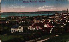 CPA OSTSEEBAD ANPENRADE Stadtsicht DENMARK (564769)