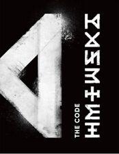 "MONSTA X 5th Mini Album ""The Code"" DE:CODE Ver. CD+Booklet+Photocard+Poster"