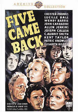 Five Came Back (DVD, 2015)