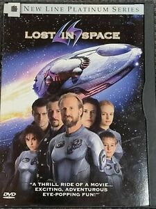 Lost In Space DVD (Region 1, 2007) Flip Case - Free Post