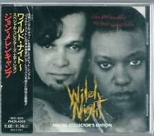 John Mellencamp and Me'shell NdegeOcello Wild Night Japan CD w/obi PHCR-4005