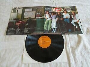 RATTLES-gin mill '74 GERMAN LP ORIG+G/F GERMAN PROG.ROCK BAND