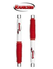 """For GMC Chevy Pair Set Rear Left & Right Shock Absorbers w/ 0"""" Lift Rancho"""